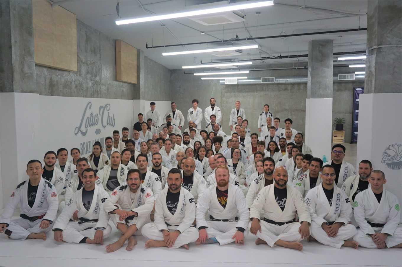 Lotus Club x AT Jiu-Jitsu NYC